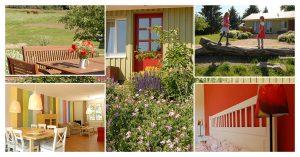 Grünes Ferienhaus Altfarpen